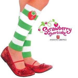 Strawberry Shortcake Leg Warmers